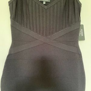NWT- Guess Bodycon Dress, Size 10